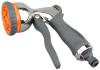 Front trigger 8-pattern water spray gun