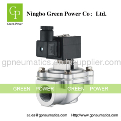"AC220V 3/4"" Right angle Pulse valve"