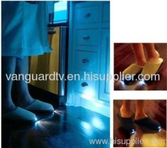 Memory Foam Led Slipper as seen on tv