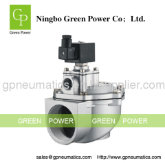 "DC24V 2 1/2"" Right angle Pulse valve"