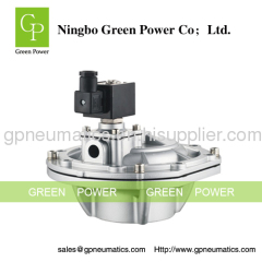 "SCG353B060 24VDC 3"" immersed Pulse valve"