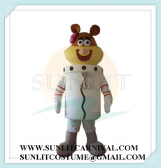 Sandy Cheeks Costume