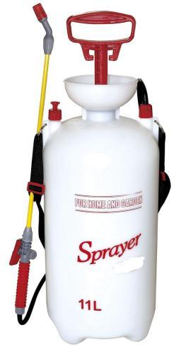 shoulder sprayer pressure sprayer 11L 12L 4GALLEN SPRAYER