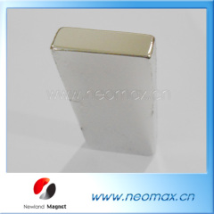 permanent sintered NdFeB magnets