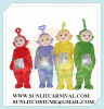 teletubbies mascot costume cartoon costume