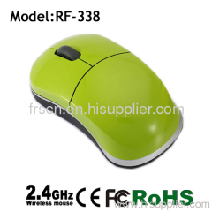 OEM manufacturer 2.4g usb wireless optical mouse