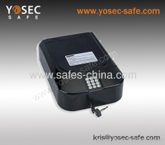 Hidden car safe box