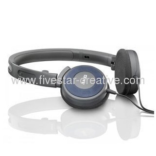 AKG K420 Foldable Mini Headphones Blue