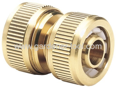 5/8Brass Hose Mender/Brass Hose Connector/Brass Hose Fitting