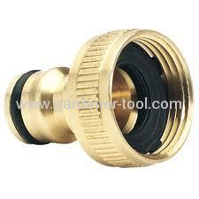 Brass 3/4female thread tap/Copper 3/4female thread tap/Brass tap connector