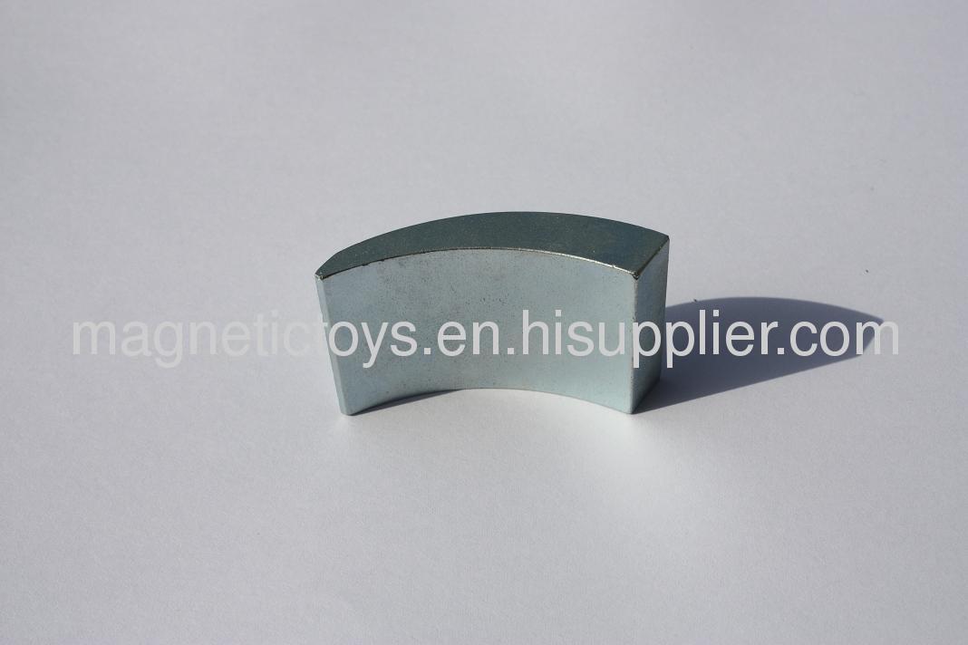 Irregular Shape NdFeB magnet