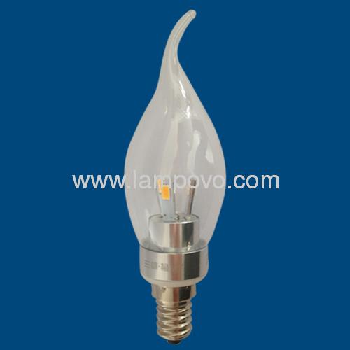 E14 3.5W 6Pcs SMD5630 200LM LED SPOTLIGHT