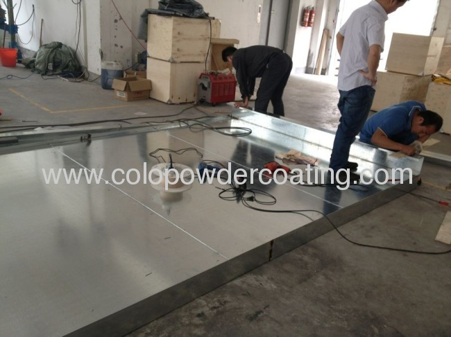 powder coating ovens for sale