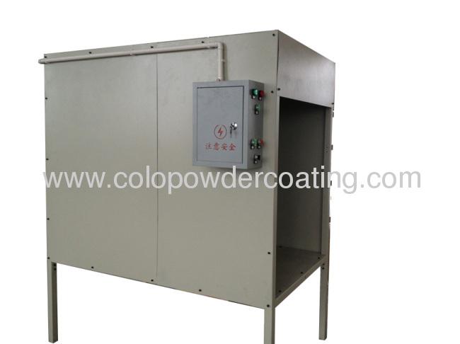 portable powder spray booth Mini