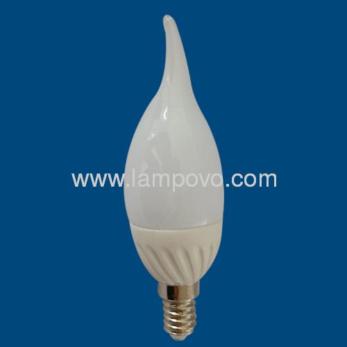 E14 300LM 35Pcs SMD3014 LED BULB