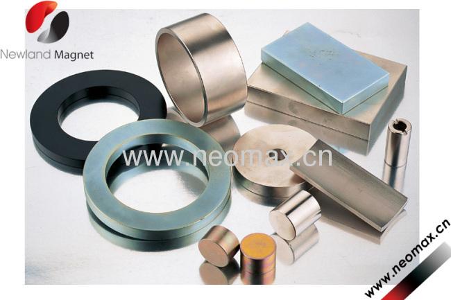 Irregular Neodymium Magnets for sale