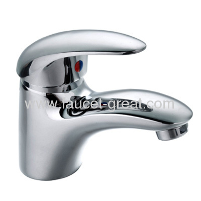 Bathroom lavatory water mixer