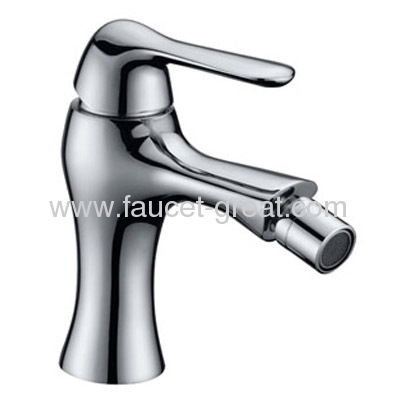 Exquisite bidet mixer with good design