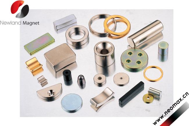 sepcial shape neodymium magnets