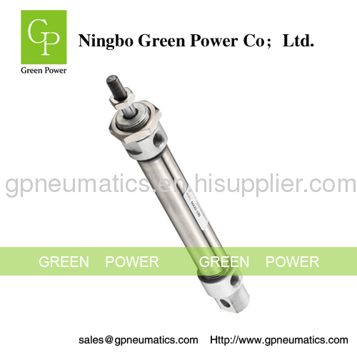 MA stainless steel mini cylinder
