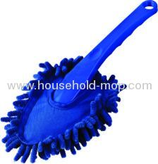 Oblate Microfiber Duster for Blind Window cleaning