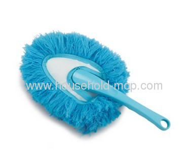Triangle clean duster microfiber dusting brush family cars