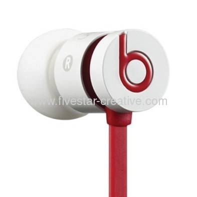 Beats by Dr.Dre Urbeats In-Ear Headphones with Control Talk White