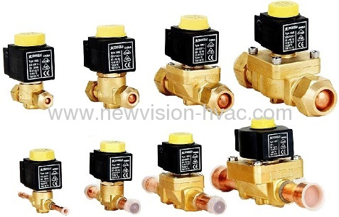 Solenoid Valve for Castel Type