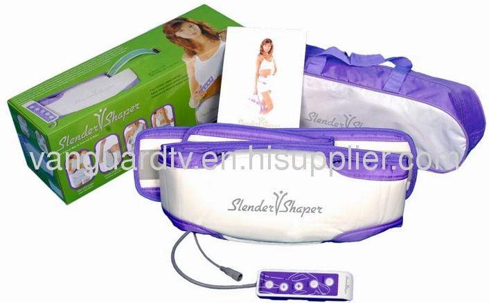 Slender Shaper, Vibro Shape Belt, Massager Belt