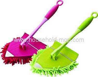 mini microfiber car cleaning duster brush