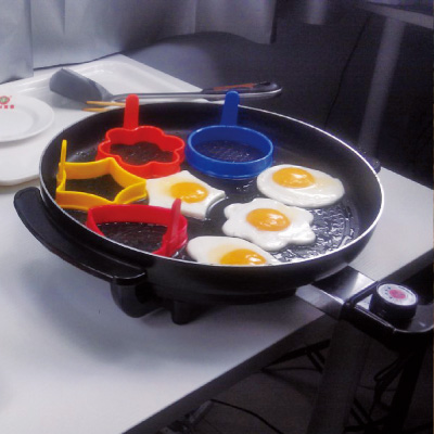 Food Grade Silicone omelette Molds