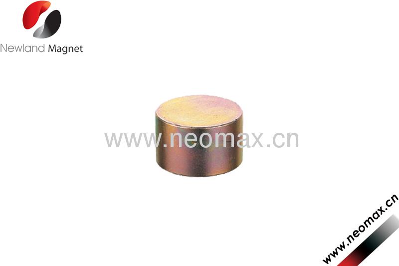 N35 D10x3mm neodymium magnet