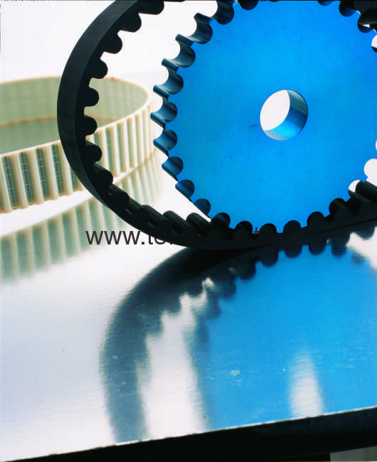 Rubber Material Timing Belt