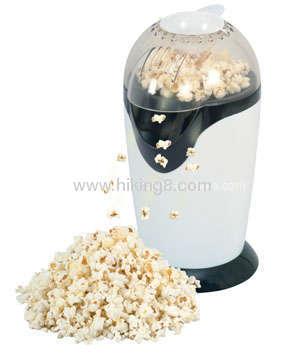 Popular 1200w hot air popcorn maker for household