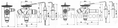 ST2 & STE2 Thermal Expansion Valve