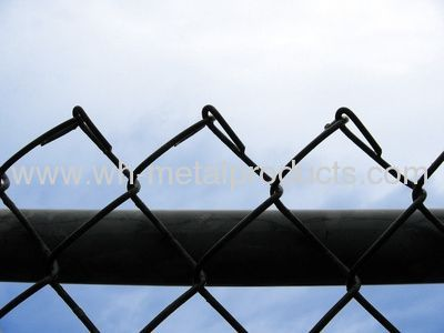 wire mesh barrier for security