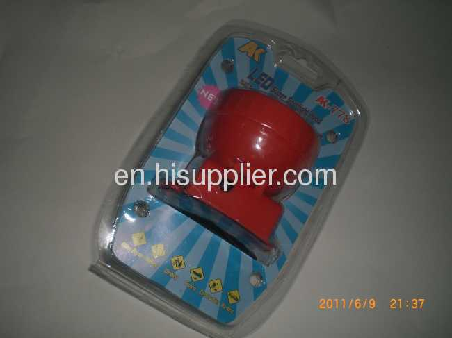 3 AA battery operated headlight for camping and fishing