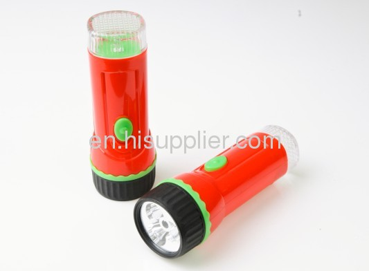 Battery operated led torch light