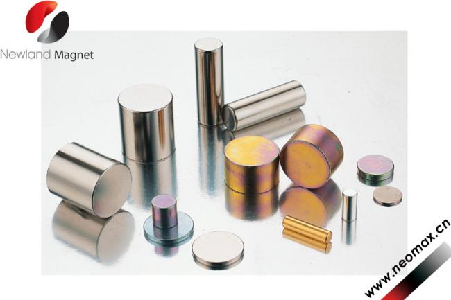 NdFeB permanent Magnet cylinder