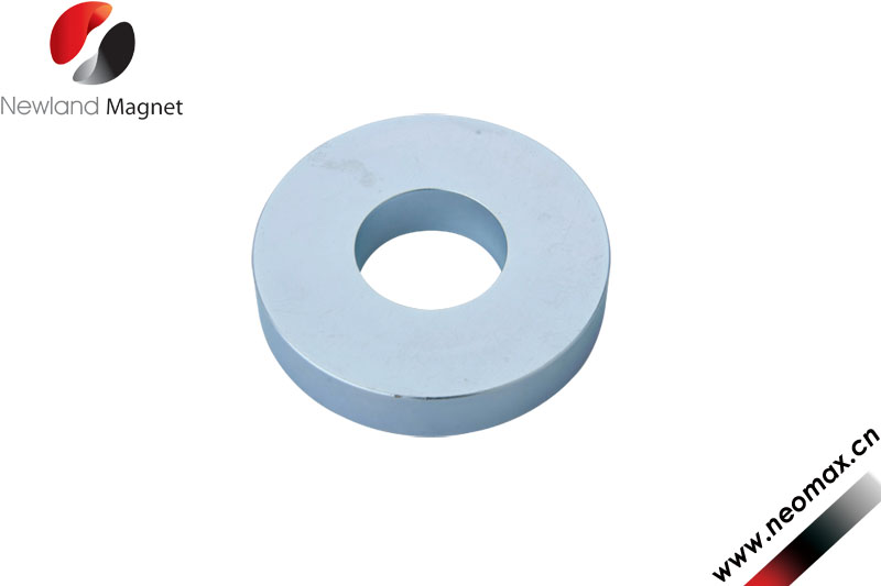 Block NdFeB Magnets with hole