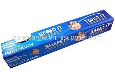 Twist Pillow,Pillow,Contour Twist Pillow,Neck Pillow,Memory Foam Twist Pillow