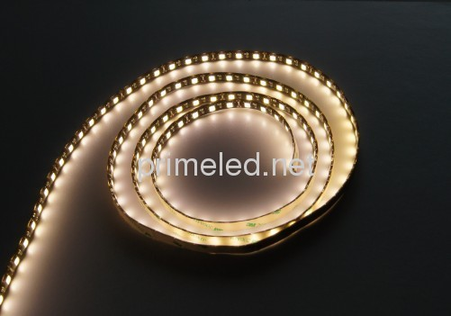 5050SMD Black PCB 2800-3300K Waterproof LED Strip lights