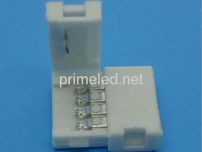 RGB Color LED Strip Solderless Splice Connector
