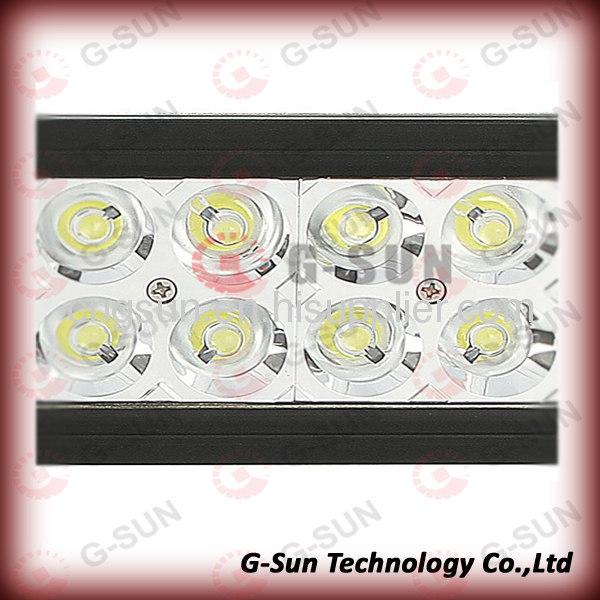 Super lighting DC 10-30V Wide voltage inputting 36w led light bar