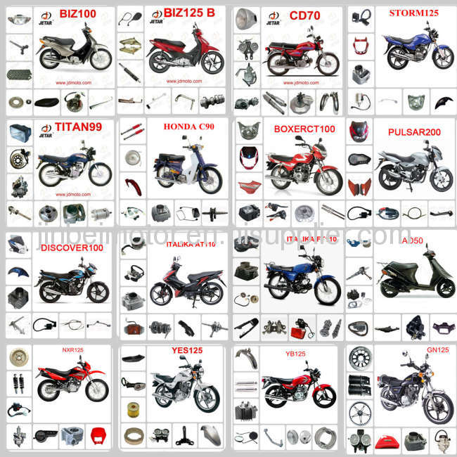 Honda Cd70 Motorcycle Parts Products China Products
