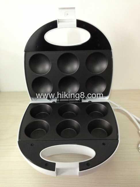 home mini 6holes pie maker