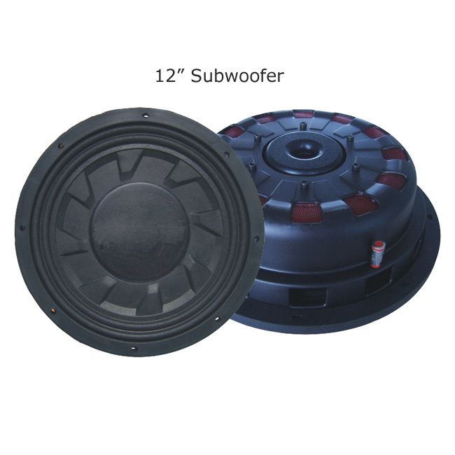 12Silm Paper Cone Subwoofer
