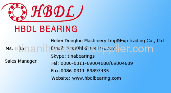 water pump bearing for automotive