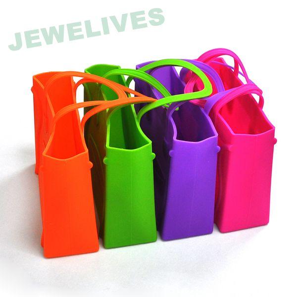Fashion Silicone Ladies buy Handbags