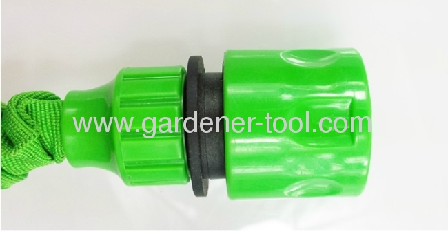 Garden Expand Hose as new product with 7-pattern hose nozzle